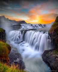 Gulfoss Falls, Iceland