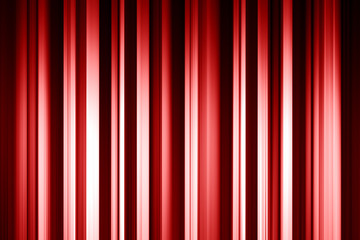 Vertical red motion blur curtains background
