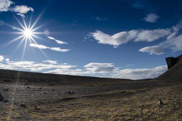 Northern Desert, Iceland