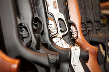 Guns arsenal collection