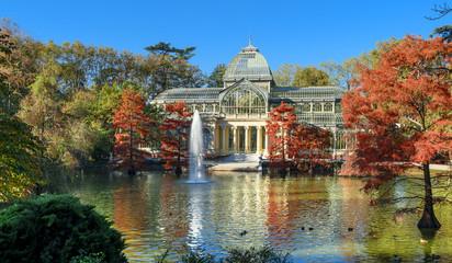 Crystal Palace El Retiro Park, Madryt