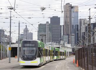 Melbourne Tram Network
