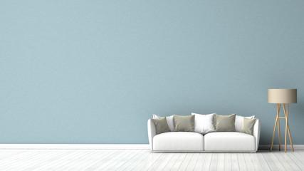 Couch / Raum / Freiraum