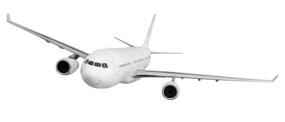 Koncepcja latania samolotem.