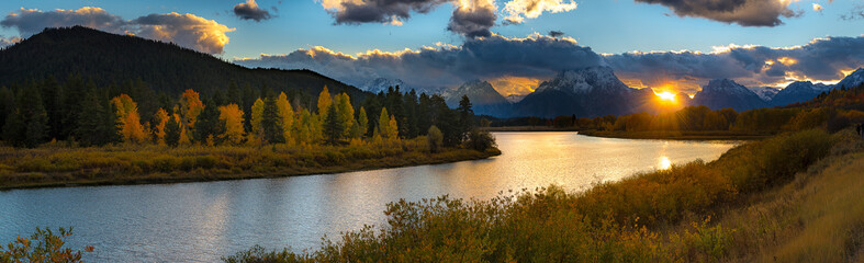 Oxbow Bend Point