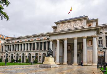 prado gallery in madrid