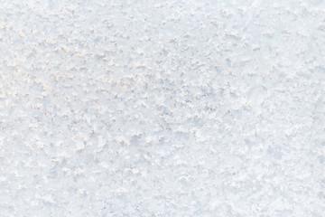 ice pattern on window, winter background