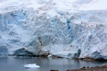 Gletscher-Antarktis