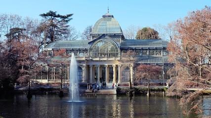 Madrid, Buen Retiro Park
