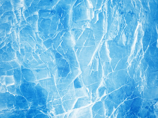 Abstract ice texture.