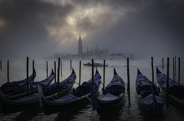 December Venetian Morning