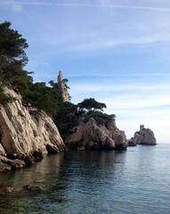 Marseille, Calanque de Sugiton