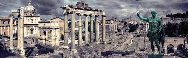 Augusto - Roman forum
