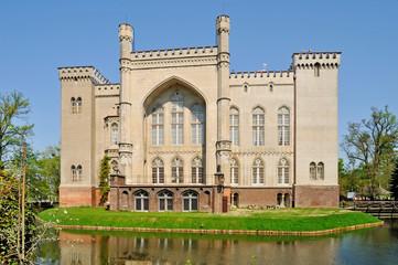 Zamek w Kórniku.