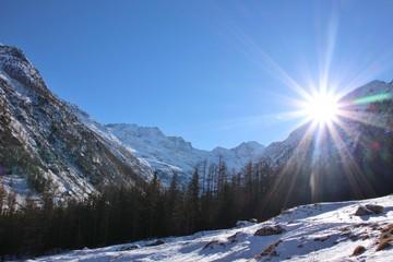 Gran Paradiso National Park, Aosta Valley, Italy