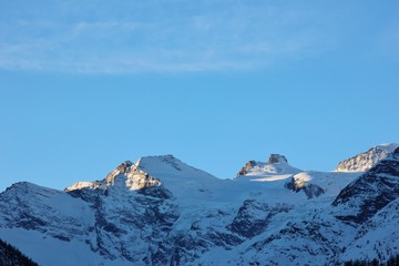 Gran Paradiso szczyt, Dolina Aosty, Włochy
