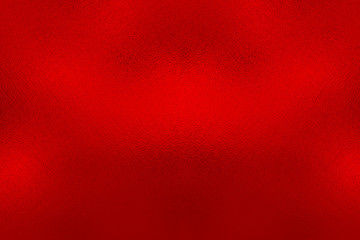 Red foil texture background