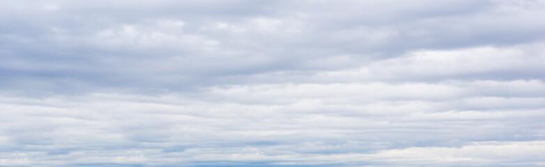grey sky over Los Angeles