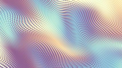 Poziome tło geometryczne
