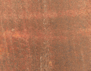 Rusty old metal background texture