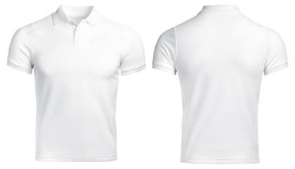 white Polo shirt, clothes