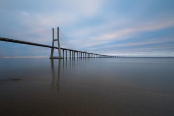Vasco da Gama Bridge - Lissabon