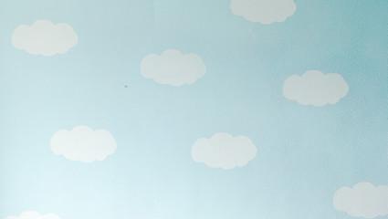 Blue baby wallpaper