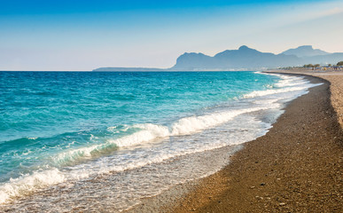 Afandou beach, Rhodes