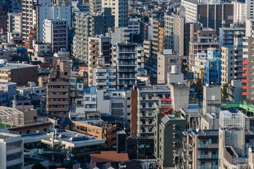 東京都北区の都市風景2