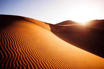 Sahara, Pustynia, Maroko
