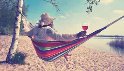 Träumen am See, Freizeit genießen