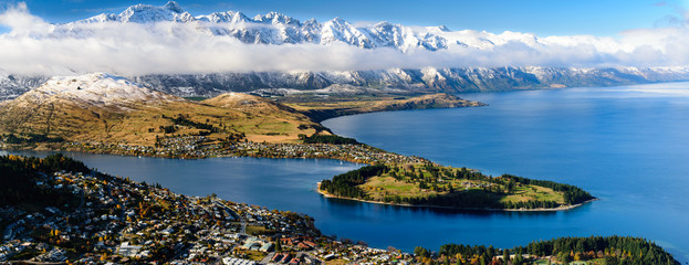 Queenstown Nowa Zelandia
