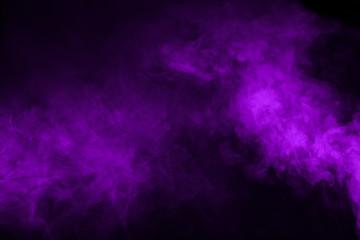 Fioletowy Dym