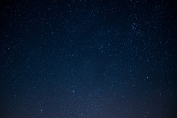 star sky at night , space background