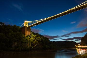 Bristol, Clifton Suspension Bridge and Balloon Fiesta