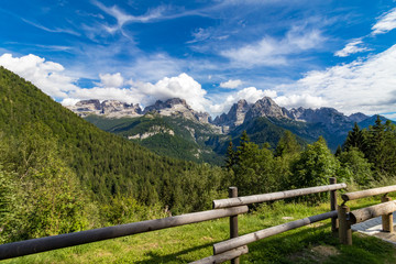 Dolomiti Brenta Trentino