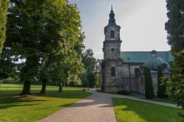 Klasztor Cystersów Jędrzejów, Polska