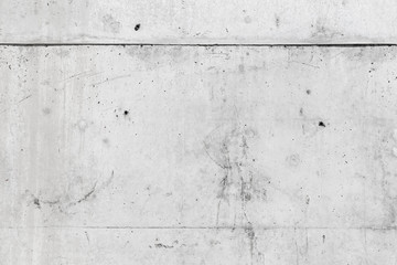 Light gray concrete wall, background texture