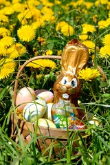 Grußkarte - Osterfest