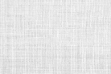 Biały jutowy worek juty płótno worek tkaniny tkane tekstura wzór tła w białym jasnoszarym kolorze