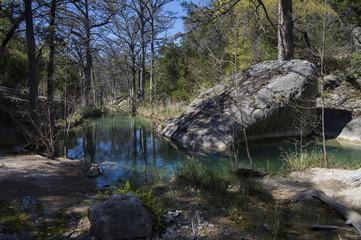 Wycieczka Hamilton Pool Hike