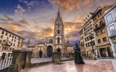 Oviedo,catedral de San Salvador