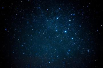 Blue shining nebula Cassiopeia. 青く輝く星雲・カシオペア座