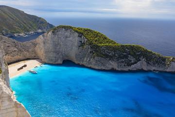 Spiaggia del Navagio - Isola di Zante