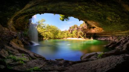 Hamilton Pool, Austin, Teksas