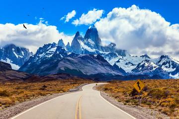 The Andean prairie