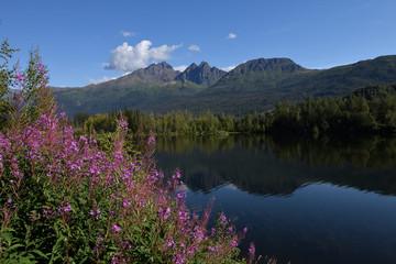 Reflections Lake, Alaska