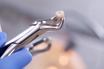 Dental equipment,tooth extraction
