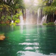 Waterfall beyond imagination