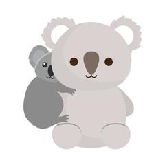 cute koalas design